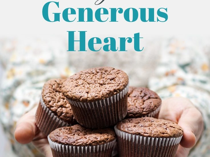 30 Scriptures to Strengthen a Generous Heart